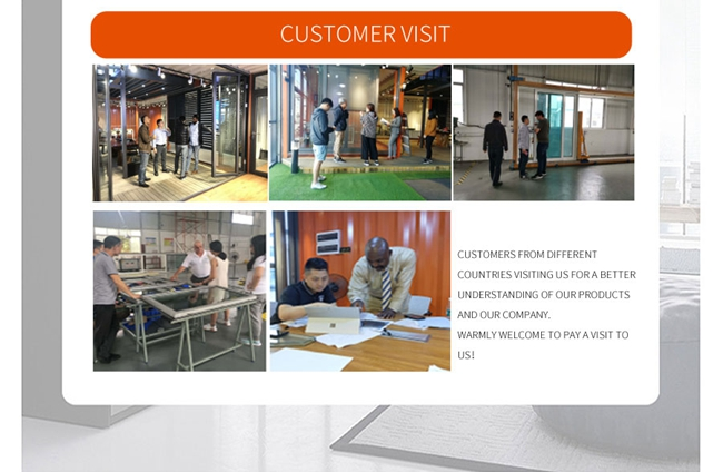 frameless folding glass doors exterior,room dividers accordion folding doors,Apro Aluminium Doors and windows Factory-Who We Are 4