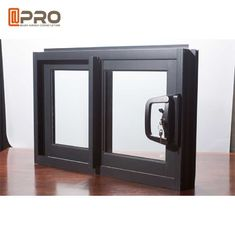 Australia Double Glazed Aluminium Sliding Windows High Strength Durable For Hotel Project