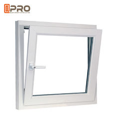 China Modern Tilt And Turn Aluminum Windows With Powder Coating Air - Proof factory