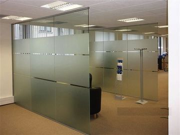 China Promotional Sturdy Modern Office Partitions Height 2000 - 3000 Mm factory