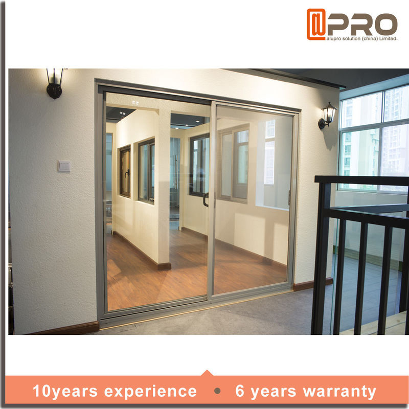 Multi Color Aluminium Sliding Glass Doors For Living Room With Security Bifold sliding door chinese sliding door