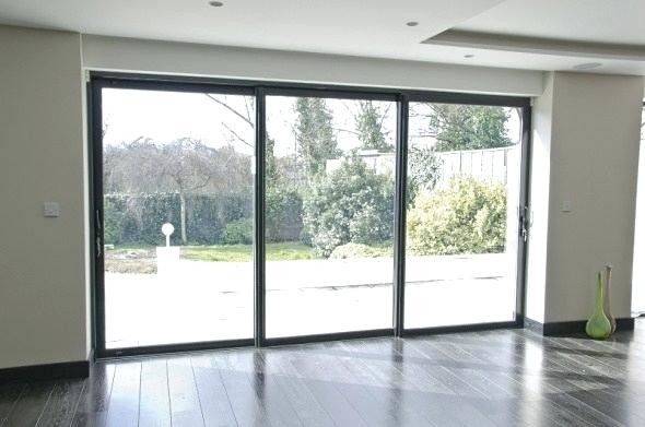 Custom Aluminium Frame Glass Sliding Stacking Doors Powder Coating Sliding door interior track sliding door SHOWER SLIDE