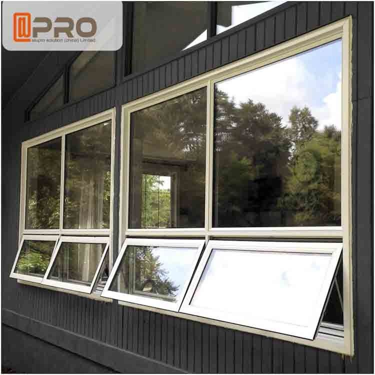 Australia Standard Extrusion Aluminium Awning Windows Energy Saving aluminum window awnings for home awing window