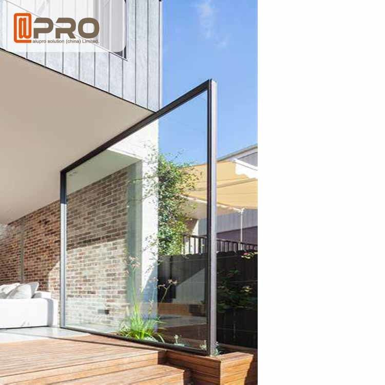 Transparent Glass Aluminum Pivot Doors For Residential Air Tightness Pivot front door Pivot Exterior door,pivot hinge